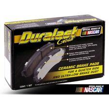 Disc Brake Pad Set-Base, GAS, DOHC, AWD, FI, MFI, Natural, 16 Valves Front DG653