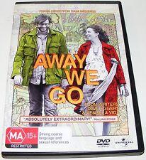 AWAY WE GO--- (Dvd)