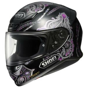 Shoei NXR Duchess Purple Helmet XS