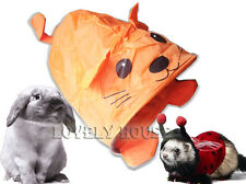 Small Animal Bed Rabbit Ferret Guinea Pig Sleeping Bed Training Toy