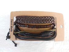 Leather Handmade Friendship Bracelet Stocking Filler