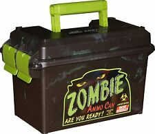 NEW MTM 50 Caliber Ammo Storage Can - Zombie Black