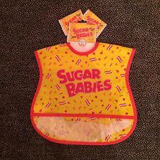 Charms Sugar Babies Baby Vinyl Bib