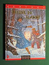 LE PRIVE D'HOLLYWOOD TOME 3 : Retour de flamme § EO § TTBE
