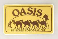 PRL) OASIS LE BORSE FOTOGRAFICHE ADESIVO COLLEZIONE STICKER COLLECTION ADESIVI