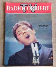 Radiocorriere TV n.22 maggio 1964 - Paul Anka