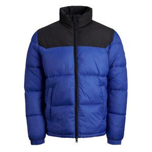 Abrigos Y Chaquetas De Hombre Azul Jack Jones Compra Online En Ebay