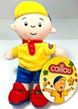 NEW Cookie Jar & Caillou Plush Doll Special Kids Toy Boys Cute Play At Home