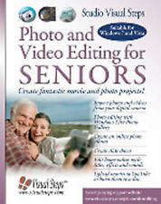 USED (VG) Photo and Video Editing for Seniors (Computer Books for Seniors series