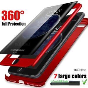 Full Cover 360° Grad für OnePlus 5 + PANZER FOLIE Schutz Hülle Case Cover