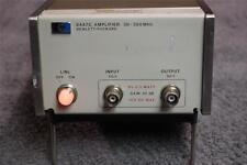 HP / Agilent 8447C Power Amplifier 30-300MHz