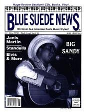 Blue Suede News #41 Big Sandy Janis Martin Standells
