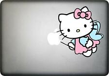 HELLO KITTY MacBook Vinyl Decal Sticker fits all sizes