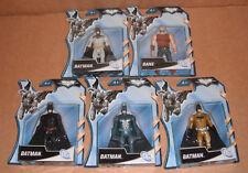 Lot of 5 Batman - The Dark Knight Rises Action Figures