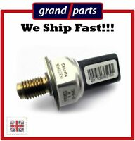 GENUINE Fuel Rail Pressure Sensor for NISSAN MAZDA MINI CITROEN PEUGEOT