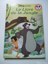 Club du livre Mickey / Livre Disney - Le Livre de la Jungle