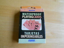 AquaLivin' Waterproof Playing Cards from GAME - Factory Sealed