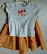 Gymboree Big sister skirt set