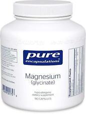 Pure Encapsulations Magnesium(glycinate) 180 Capsules
