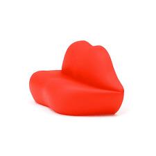 Dollhouse Sedia di design 1:12 Bocca Lip chair di REAC Japan red
