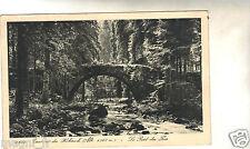 88 - cpa - Environs de Hohneck - Le pont des Fées (H9118)