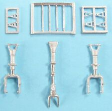 SAAB J21 A-3 Landing Gear for 1/48th Scale Pilot Replicas Model SAC 48294