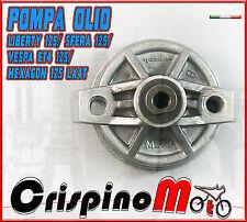 POMPA OLIO LIBERTY / SFERA / VESPA ET4 / HEXAGON 125 4T