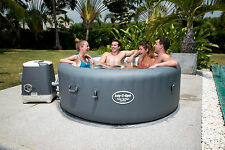 Bestway Lay-Z-Spa Palm Springs Hydrojet Inflatable Hot Tub Jacuzzi Spa