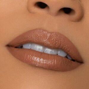 DOSE OF COLORS COSMETICS LIPGLOSS STAY GLOSSY MOODY LIGHT TOASTY BROWN NEW COLOR