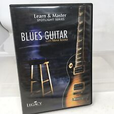 Legacy Learn & Master Blues Guitar With Steve Krenz 7 Dvd Set Look Out Memphis