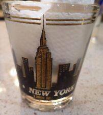 Empire State Building New York City #2 Shot Glass
