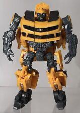 Transformers Movie Nitro Bumblebee Figure DOTM Deluxe Class Dark Of The Moon
