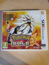 Pokémon Sole, Nintendo 3DS/2DS, versione Italiana, usato in ottime condizioni