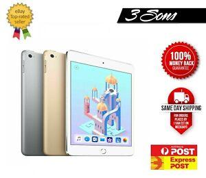 Apple iPad Mini 4 - 4th Gen 16GB 32GB 64GB 128GB WIFI / WiFi+Cellular Unlocked
