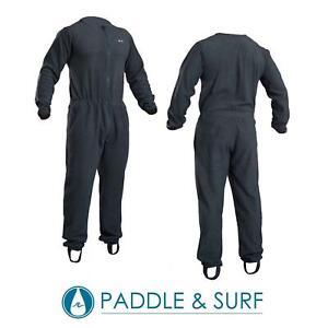 Gul Radiation Undersuit for Drysuit Unisex Mens Ladies Charcoal Fleece