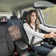 Siège voiture de sécurité Grand réglable miroir vue arrière pour bébé / enfant