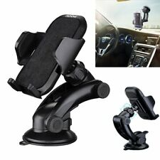 Fr Iphone/Samsung Mobile Phone Car Windscreen Suction Mount Dashboard Holder GPS
