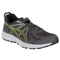 Men's Asics FREQUENT TRAIL 1011A034-022 Grey Lace-Up Trail Running Shoes