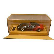 1:18 VAV Models Lamborghini Miura LB Liberty Walk Black / Red with case 26/100