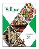 Department 56 2019 Village Winter Brochure (4062127)