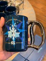 Disneyland Resort 65 Years of Magic Ceramic Coffee Mug New