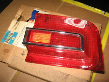 NOS Mopar 1967 Plymouth Fury station wagon right outer taillight lens & bezel