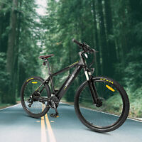 Electric Bicycle HOTEBIKE Electric Mountain Bike 48V 750W 26inch 13AH LG Battery