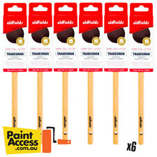 Paint Brush / Oldfields Tradesman Synthetic Oval Cutter 50mm PACK OF 6 DISCOUNT