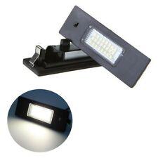 LED LICENSE PLATE LIGHT FOR E81,E87,E87N,E85,E86,E636000K WHITE PAIR.