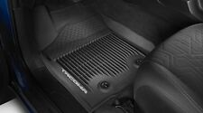 Toyota OEM 2018 Tacoma D-Cab All Weather Floor Mats Liners PT908-35174-20