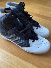 Adidas Boys Cleats Size 3 Baseball Football
