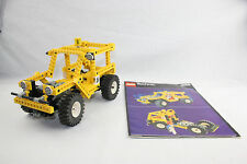 Lego® 8850 Technic Technik Rally Support Truck Jeep mit original Bauanleitung