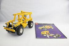 Lego® 8850 Technic Technik Rally Support Truck Jeep mit original Bauanleitung