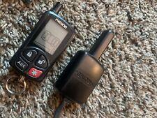 Python car alarm - tilt sensor, glass break sensor, remote, horn, wiring, fuses